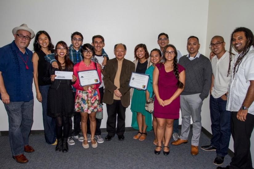 KAMP Honored by Professor Glenn Omatsu and USD EthnicStudies
