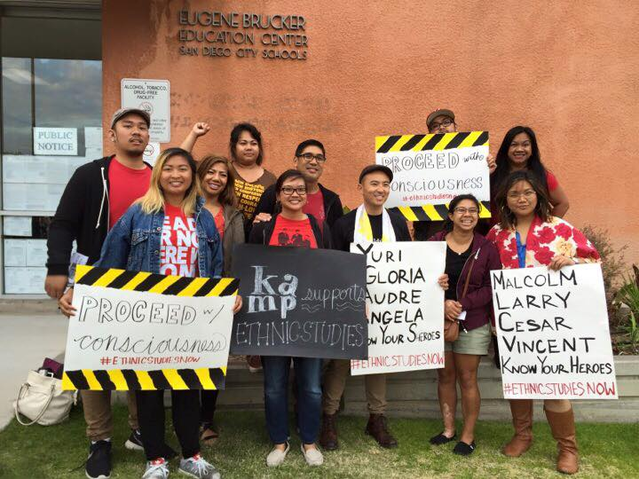 KAMP Mobilizes with Ethnic Studies NOW!Campaign