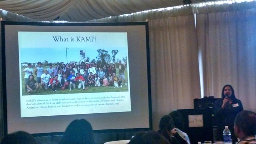 KAMP Presents at Filipino American Educators of CAConference