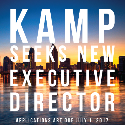 KAMP Seeks New Executive Director