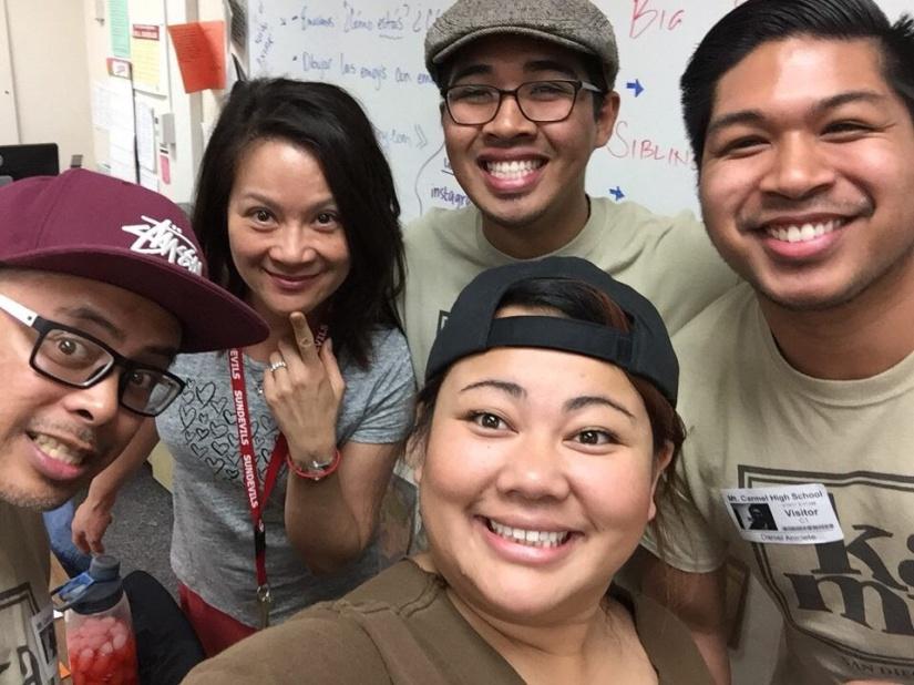 Mount Carmel High School & Westview High School: The LollipopMoment