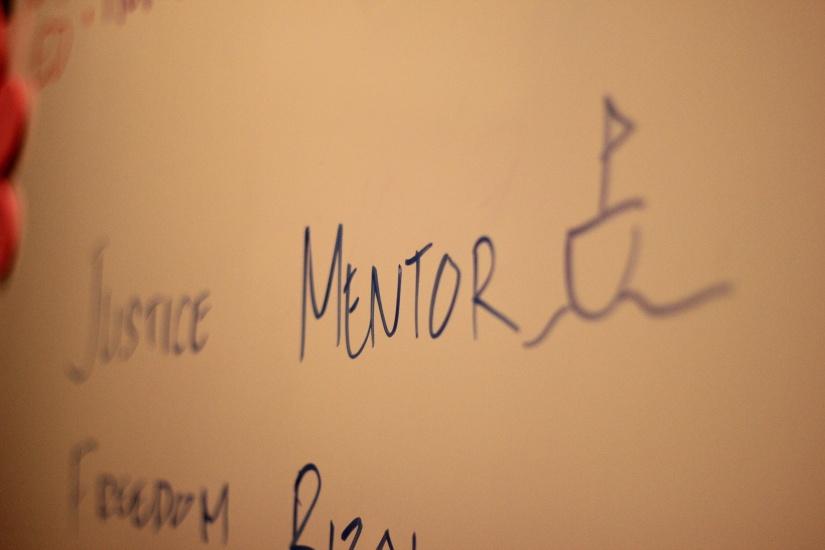 HOP ABOARD THE MENTOR..SHIP! A KAMP Educational Dialogue[RECAP]