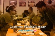 Giving Tuesday 2017 - Retreat